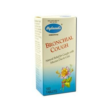 Hyland\'s Bronchial Cough