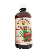Lily of the Desert Aloe Vera Cran Apple Juice