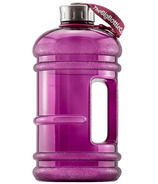 The Big Bottle Co The Big Bottle 2.2L Violet Gloss