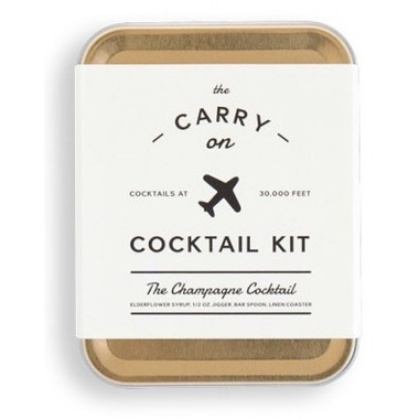Carry On Cocktail Kit The Champagne Cocktail