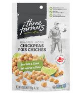 Three Farmers Roasted Chick Peas