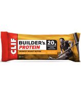 Clif Builder's Crunchy Peanut Butter Protein Bars