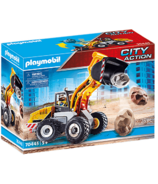 Playmobil City Action Wheel Loader