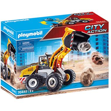 Playmobil City Action Wheel Loader