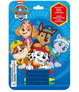 Paw Patrol Mini Actvity Book with Crayons