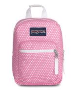 JanSport Big Break Lunch Bag Prism Pink Icons