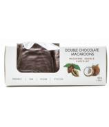 Zimt Chocolates Double Chocolate Coconut Macaroons