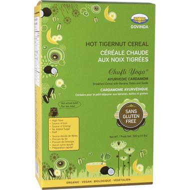 Govinda Chufli Yoga Ayurvedic Cardamon Hot Tigernut Cereal