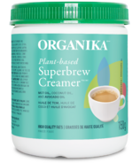 Organika Superbrew Creamer Plant Based
