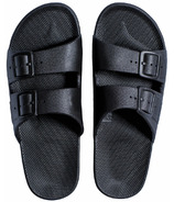 Freedom Moses Kid's Slides Black