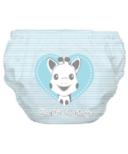 Charlie Banana 2-in-1 Swim Diaper & Training Pant Blue Heart Sophie