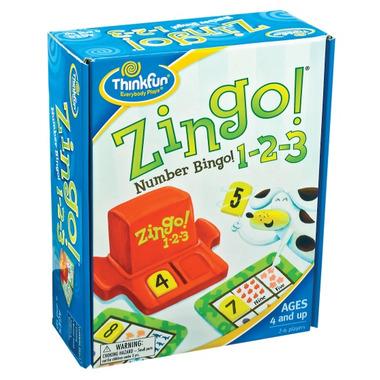 ThinkFun Zingo 123
