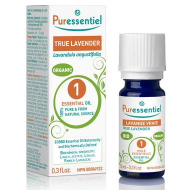 Puressentiel True Lavender Organic Essential Oil