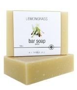 All Things Jill Lemongrass Bar Soap