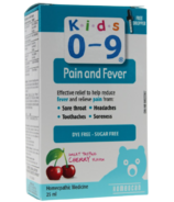 Homeocan Kids 0-9 Pain & Fever Oral Solution