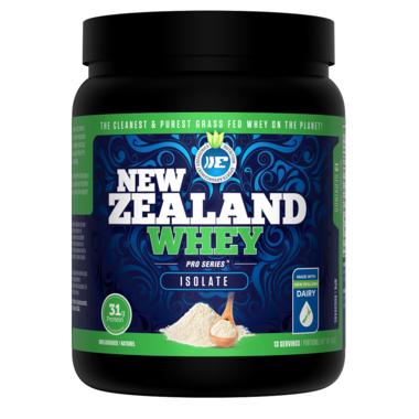 Ergogenics New Zealand Whey Pro-Series ISOLATE Unflavoured