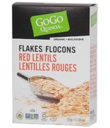 GoGo Quinoa Organic Instant Red Lentil Flakes