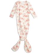 Robe nouée en tricots snuggle d'aden + anais Rosettes pour bébé de 0-3 moi