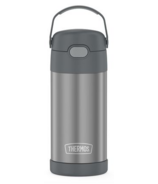 Thermos FUNtainer Bottle Grey
