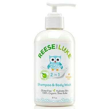Reese & Luke Shampoo & Body Wash Apple Scent