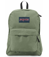 Jansport Super Break Backpack Muted Green 25L