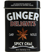 Ginger Delights Candy Spicy Chai