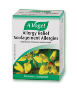 A.Vogel Hayfever & Allergy Relief (Pollinosan) Tablets