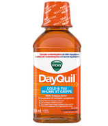 Vicks DayQuil Cold & Flu Relief Non-Drowsy Liquid