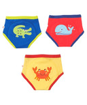 Zoocchini Organic Training Pants Boys Ocean Friends