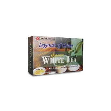 Uncle Lee\'s Legends of China Organic White Tea