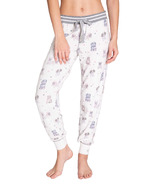PJ Salvage Pawfection Dogs Jammie Pant Ivory