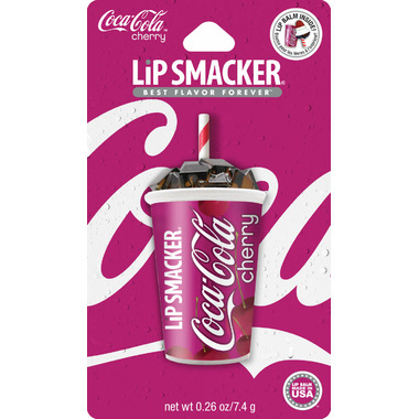 Lip Smacker Cherry Coke Cup Lip Balm