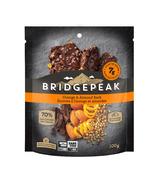 BridgePeak Orange, Almond & Sea Salt Bark