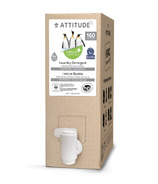 ATTITUDE Nature+ Bulk To Go Laundry Detergent Fragrance Free