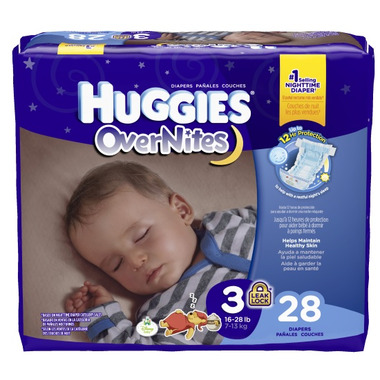 Huggies Overnite Diapers Jumbo Pack