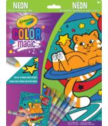 Crayola Color Magic Neon Cosmic Cats