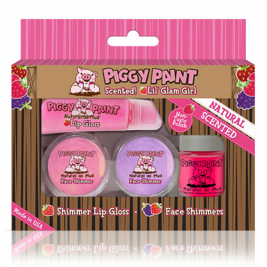 Piggy Paint Lil\' Glam Girl Kit