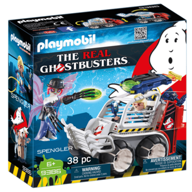 Playmobil Ghostbuster Cage Vehicle