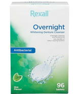 Rexall Denture Cleanser Overnight Mint Flavour