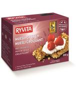 Ryvita Muesli Rye Crispbread