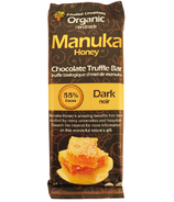 ZibaDel Creations Manuka Honey 55% Dark Chocolate