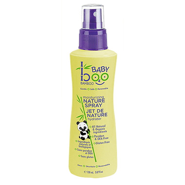 Boo Bamboo Baby Moisturizing Nature Spray