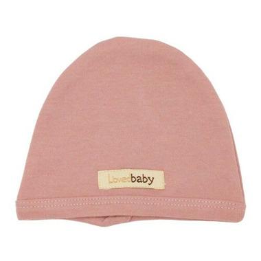L\'oved Baby Cute Cap Organic Mauve