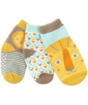 ZOOCCHINI Buddy Baby Socks Set Leo the Lion 0-24 Months