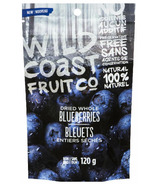 Wild Coast Fruit Co. Dried Whole Blueberries