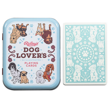 Ridley\'s Dog Lovers Playing Cards