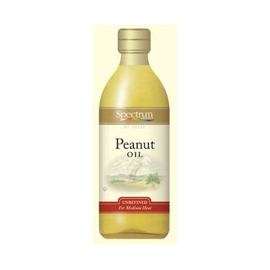 Spectrum Peanut Oil