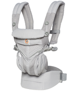 Ergobaby Omni 360 Cool Air Mesh Baby Carrier Pearl Grey