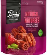 Panda Natural Raspberry Licorice