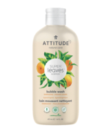 ATTITUDE Super Leaves Bubble Bath Orange Leaves
